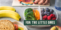 Easy, Healthy & Delicious Meals and Snacks For Your Little Ones
