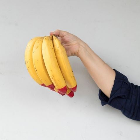 Red-Tipped Bananas