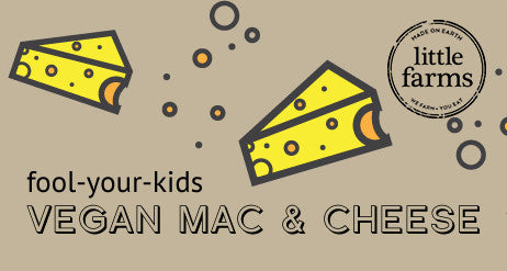 Fool-Your-Kids Vegan Mac & Cheese