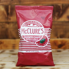 New Arrivals McClure chips
