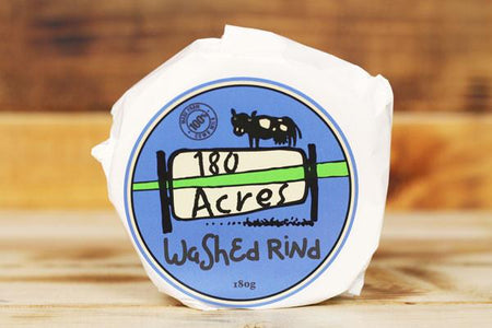 180 Acres Washed Rind 180g* Dairy & Eggs > Cheese