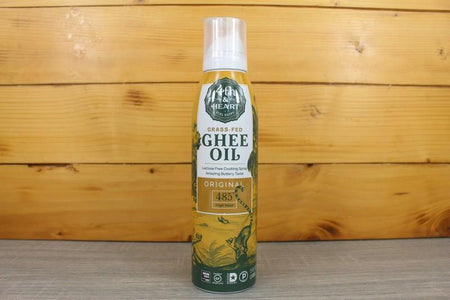 4th & Heart Ghee Oil Spray Orginal 5oz Dairy & Eggs > Butter