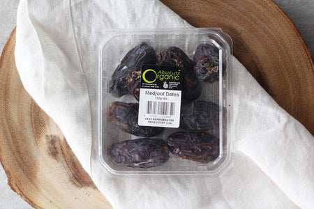 Absolute Organic Organic Dates 150g Pantry > Dried Fruit & Nuts