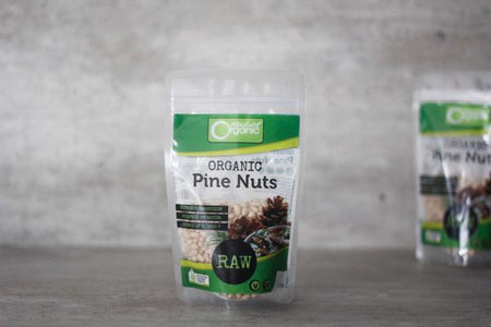 Absolute Organic Organic Pine Nuts 100g Pantry > Dried Fruit & Nuts