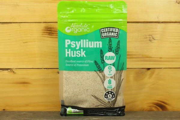 Absolute Organic Organic Psyllium Husks 175g Pantry > Grains, Rice & Beans