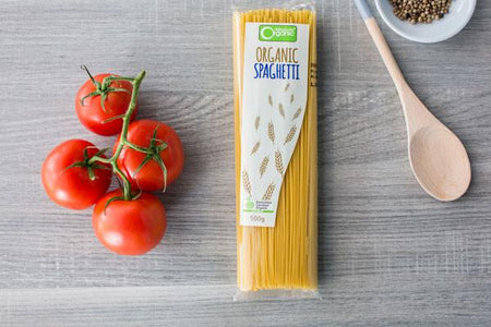Absolute Organic Organic Spaghetti 500g Pantry > Pasta, Sauces & Noodles