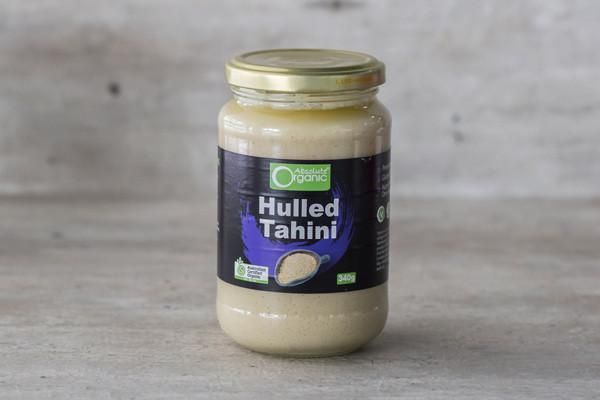 Absolute Organic Organic Tahini Hulled 340g Pantry > Condiments