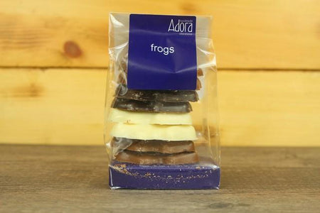Adora Adora Chocolate Frogs 130g Pantry > Confectionery