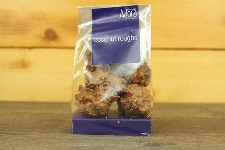 Adora Adora Coconut Roughs In Milk Chocolate 100g Pantry > Confectionery