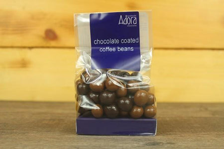 Adora Adora Dark & Milk Chocolate Coffee Beans 100g Pantry > Confectionery