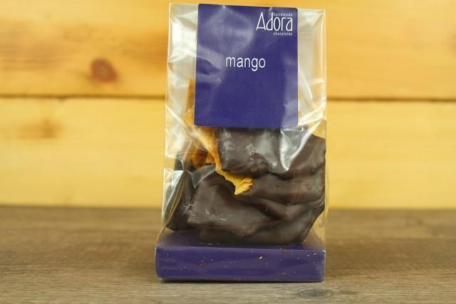 Adora Adora Dried Mango in Dark Chocolate 100g Pantry > Confectionery