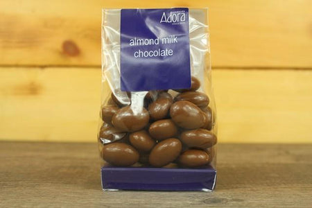 Adora Adora Milk Chocolate Coated Almonds 150g Pantry > Confectionery
