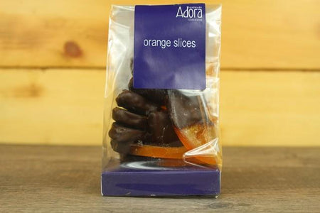 Adora Adora Orange Slices 100g Pantry > Confectionery