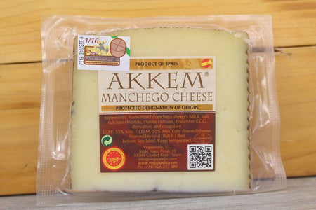 Akkem Manchego Cheese PDO 6mths 200g Dairy & Eggs > Cheese