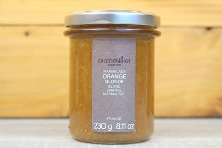 Alain Milliat Blonde Orange Marmalade 230g Pantry > Nut Butters, Honey & Jam
