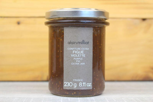 Alain Milliat Purple Fig Jam 230g Pantry > Nut Butters, Honey & Jam