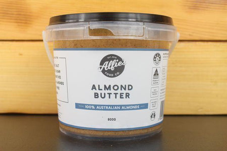 Alfie's Large Almond Butter 800g Pantry > Nut Butters, Honey & Jam