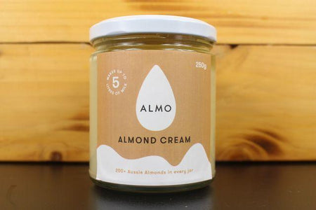 Almo Milk Almo Cream 250g Jar Dairy & Eggs > Other Creams & Cheeses