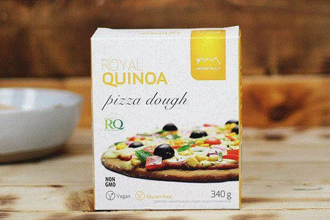 Gluten Free Royal Quinoa Flan with Stevia 40g
