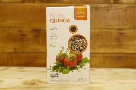 Andean Valley Organic Royal Quinoa Mixed Grain 300g Pantry > Grains, Rice & Beans