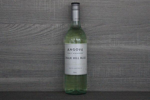 Angove Chalk Angove Chalk Hill Blue Semillion Sauvignon 750ml Alcohol > Wine