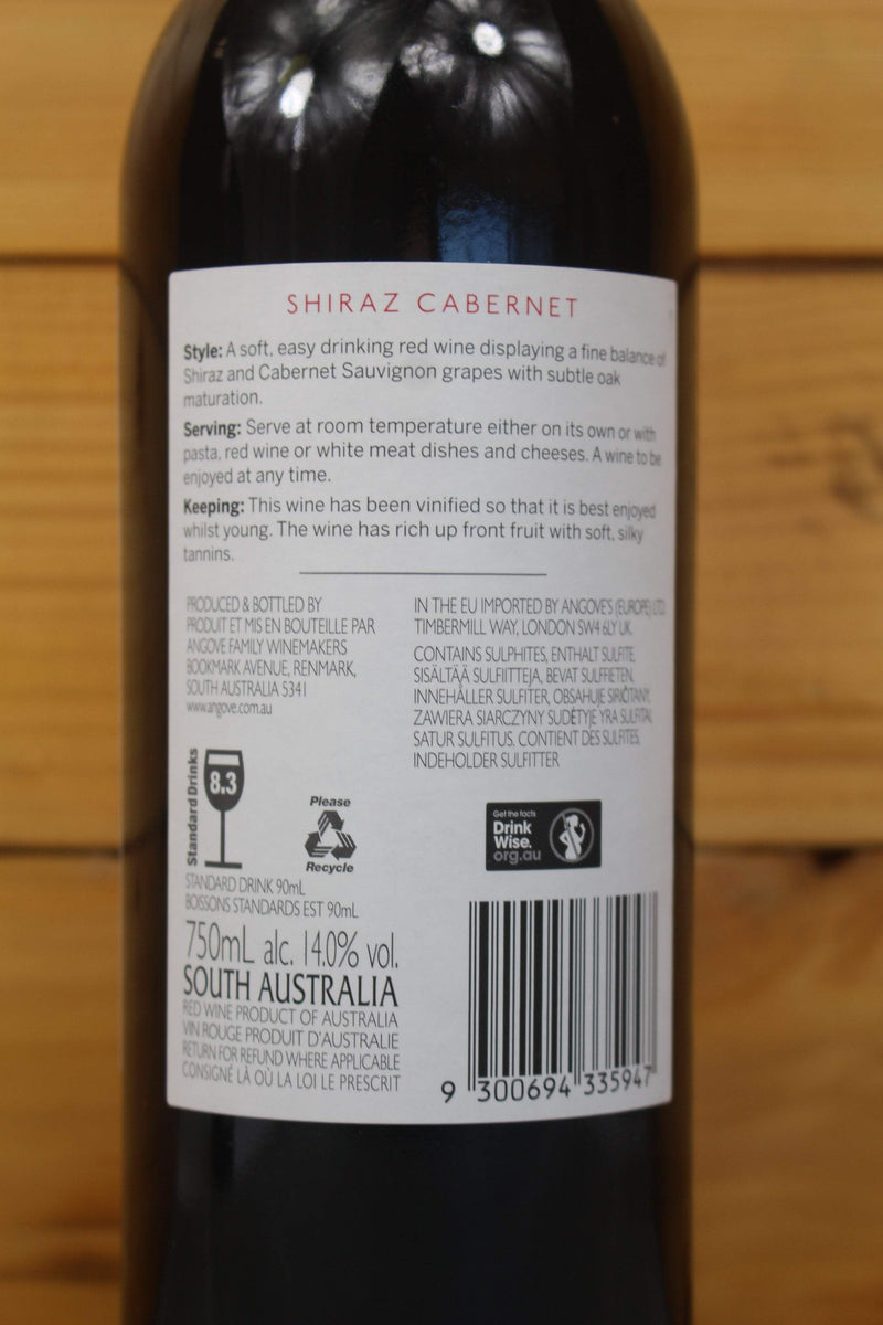 Angove Chalk Hill Blue Shiraz Alcohol > Wine