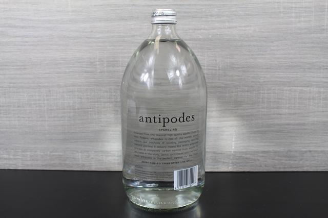 Antipodes Sparkling Water 500ml Drinks > Water
