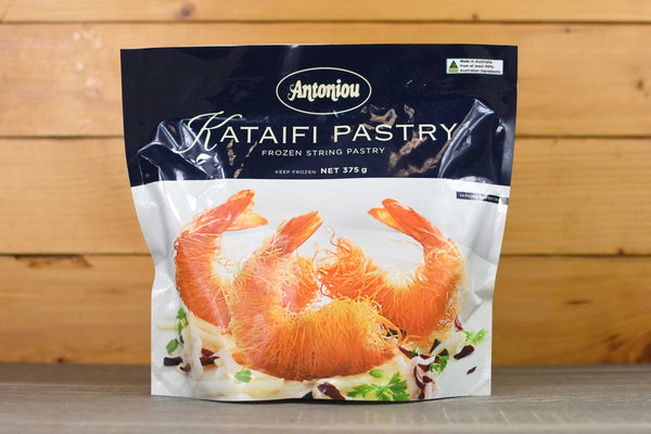 Antoniou Kataifi Frozen String Pastry 375g Freezer > Baking & Cooking Ingredients