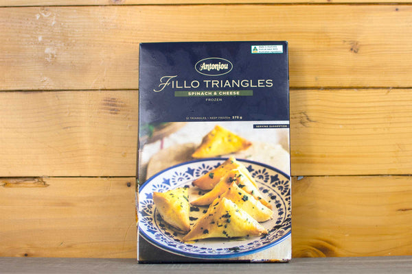 Antoniou Spinach & Cheese Triangle Freezer > Ready-Made Meals