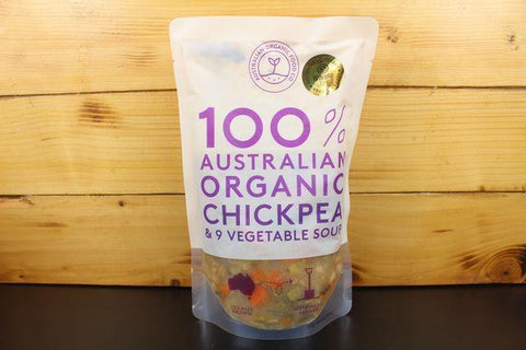 AOFC Chicken & Vegetable Soup 500g
