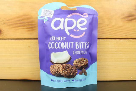 Ape Coconut Ape Chocolate Coconut Bites 30g Pantry > Cookies, Chips & Snacks