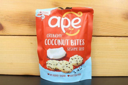 Ape Coconut Ape Sesame Seed Coconut Bites 30g Pantry > Cookies, Chips & Snacks