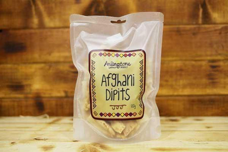 Arlingtons Dipits Box Afghani Pantry > Biscuits, Crackers & Crispbreads