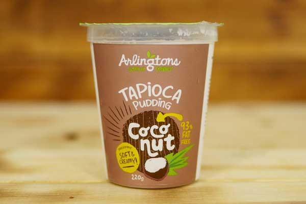 Arlingtons Tapioca Pudding Coconut 220g To Go > Desserts & Pastries