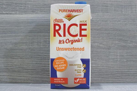 Organic Soy Milk No added Cane Sugar Enriched 1L