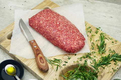 Aussie Farmers Organic Beef Mince Meat > Beef