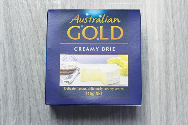 Australian Gold Australian Gold Long Life Creamy Brie 115g (12) Dairy & Eggs > Cheese