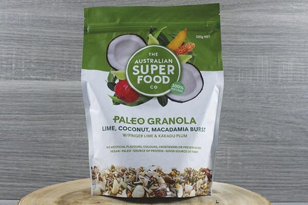 Australian Superfood Asf Lime Coconut Burst Pantry > Dried Fruit & Nuts