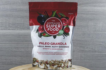 Australian Superfood Asf Vanilla, Berry, Nutty Goodness Pantry > Dried Fruit & Nuts