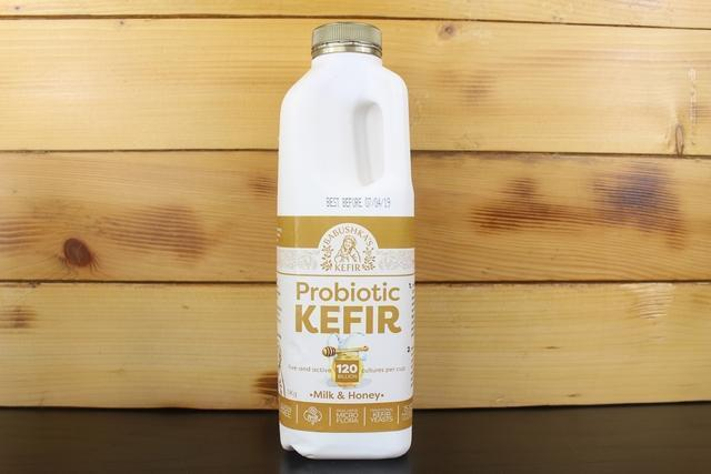 Babushka BBK Kefir Honey Gold 1kg Dairy & Eggs > Yoghurt