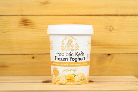 Madagascan Vanilla Strained Greek Yoghurt Lite 170g