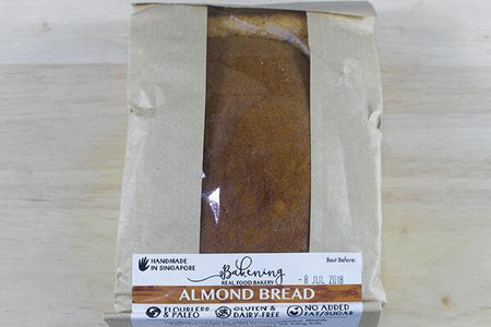 Bakening BRFB Almond Bread Bakery > Bread