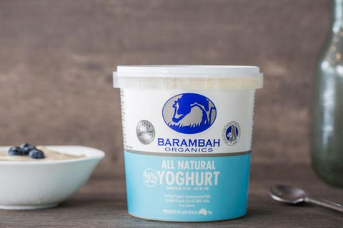 Natural Goat Milk Yoghurt 500g*
