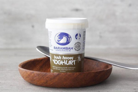 Organic Bush Honey Yoghurt 1kg*