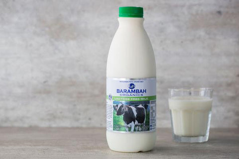 Organic Full Cream Milk 2L*