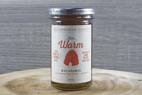 Beechworth Bee Fruity Red Gum Honey Jar 350g
