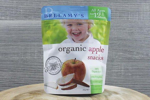 Bellamy's Apple & Cinnamon Porridge 125g
