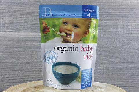 Bellamy's Baby Porridge 125g