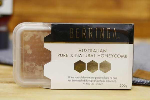 Berringa Honeycomb 200g Pantry > Nut Butters, Honey & Jam