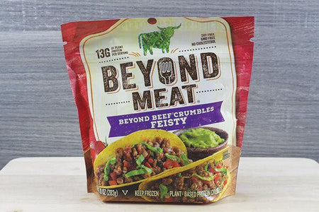 Beyond Meat BM Fsty BF Free Crumble 10oz Meat > Meat Alternatives
